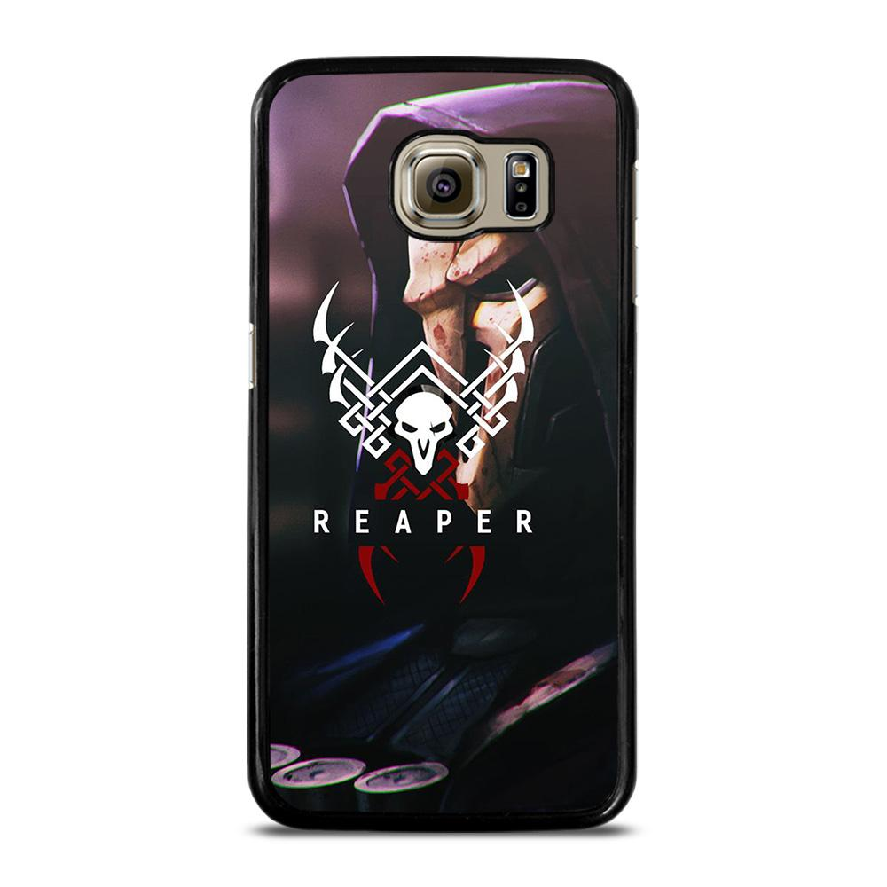 OVERWATCH REAPER Cover Samsung Galaxy S6