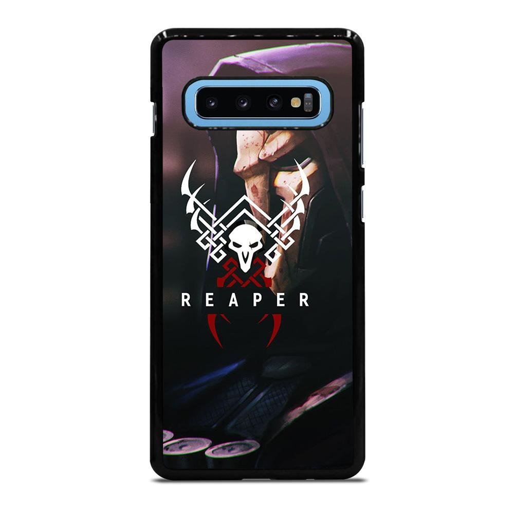 OVERWATCH REAPER Cover Samsung Galaxy S10 Plus
