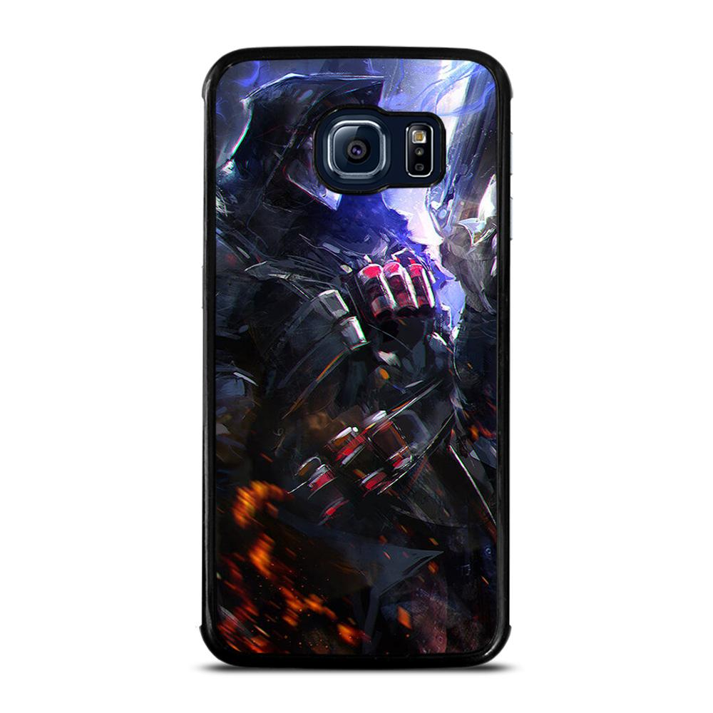 OVERWATCH REAPER CARTOON Cover Samsung Galaxy S6 Edge