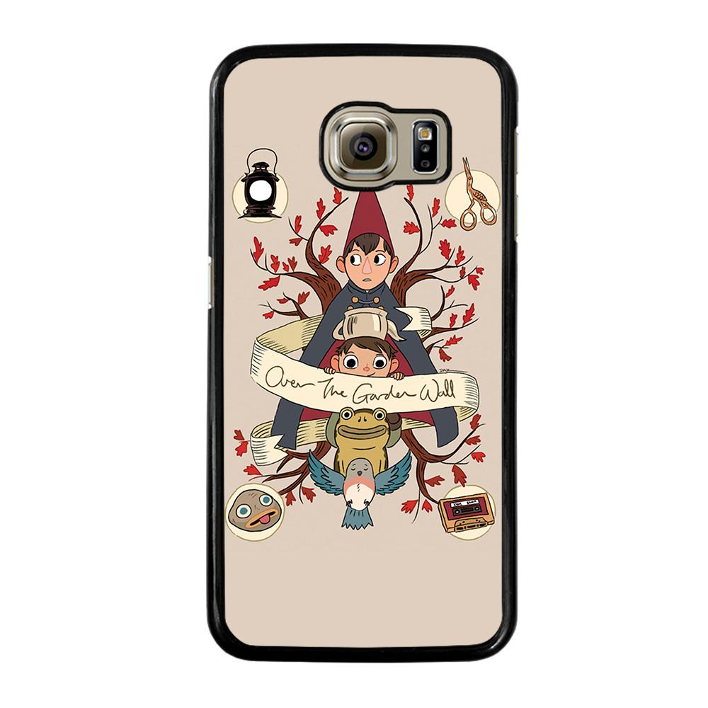OVER THE GARDEN WALL Cover Samsung Galaxy S6