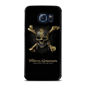 PIRATES OF THE CARIBBEAN Cover Samsung Galaxy S6 Edge