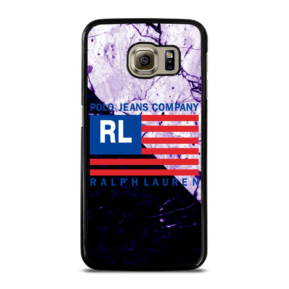 POLO RL COMPANY MARBLE Cover Samsung Galaxy S6
