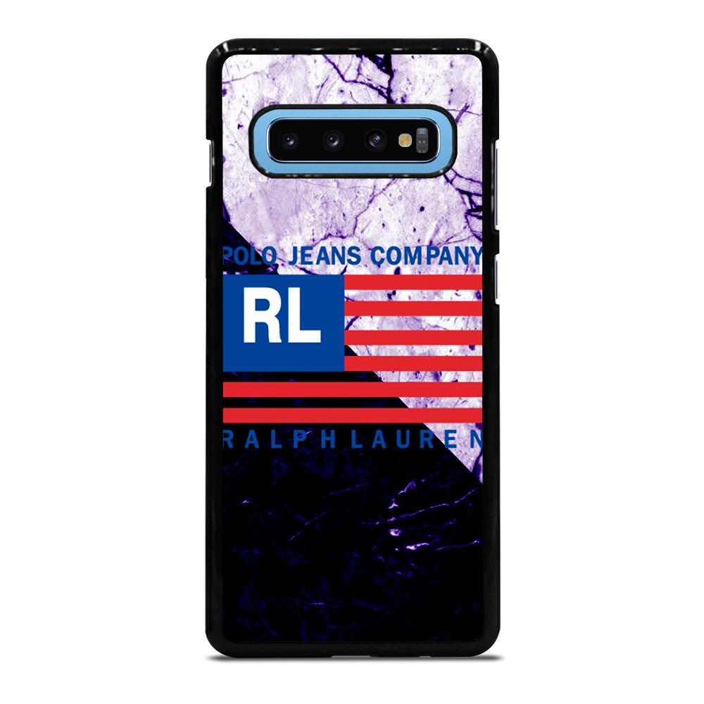 POLO RL COMPANY MARBLE Cover Samsung Galaxy S10 Plus