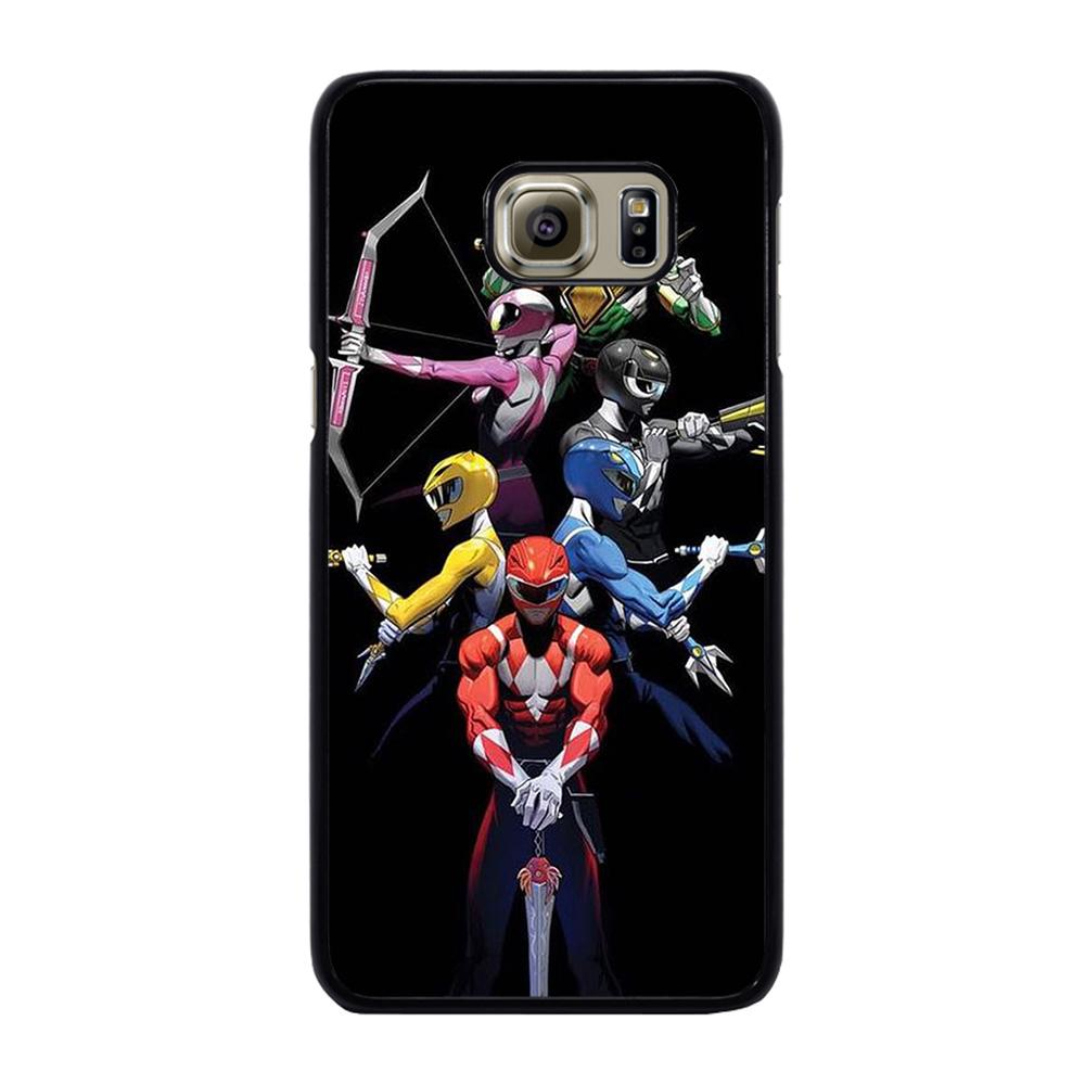 POWER RANGERS CLASSIC Cover Samsung Galaxy S6 Edge Plus