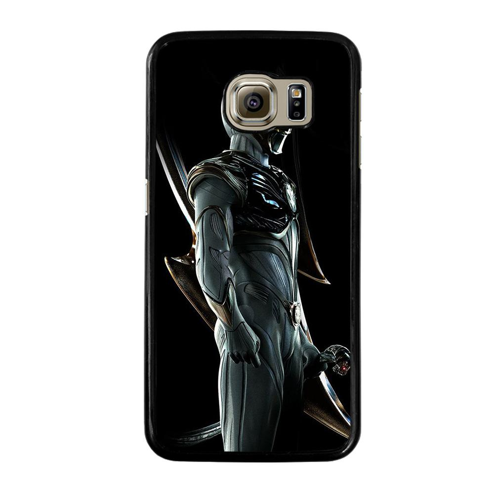 POWER RANGERS WHITE Cover Samsung Galaxy S6