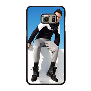 PRINCE ROYCE SIT BACK Cover Samsung Galaxy S6 Edge Plus
