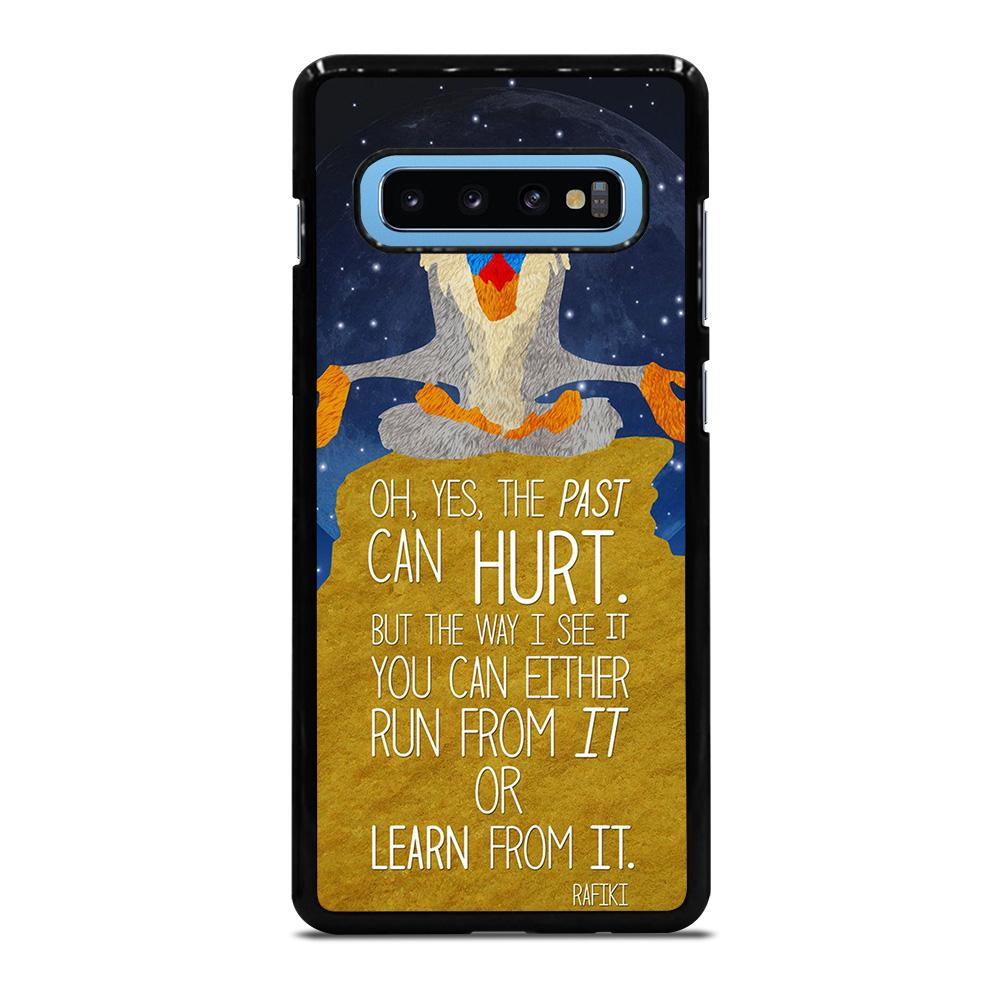 RAFIKI LION KING QUOTE DISNEY Cover Samsung Galaxy S10 Plus