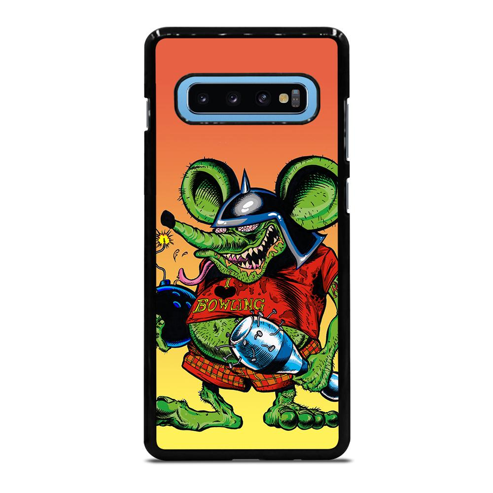 RAT FINK HOT Cover Samsung Galaxy S10 Plus