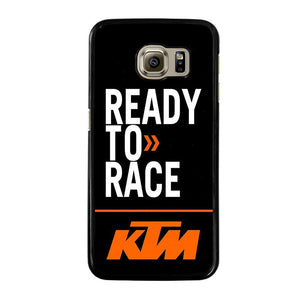 READY TO RACE KTM Cover Samsung Galaxy S6