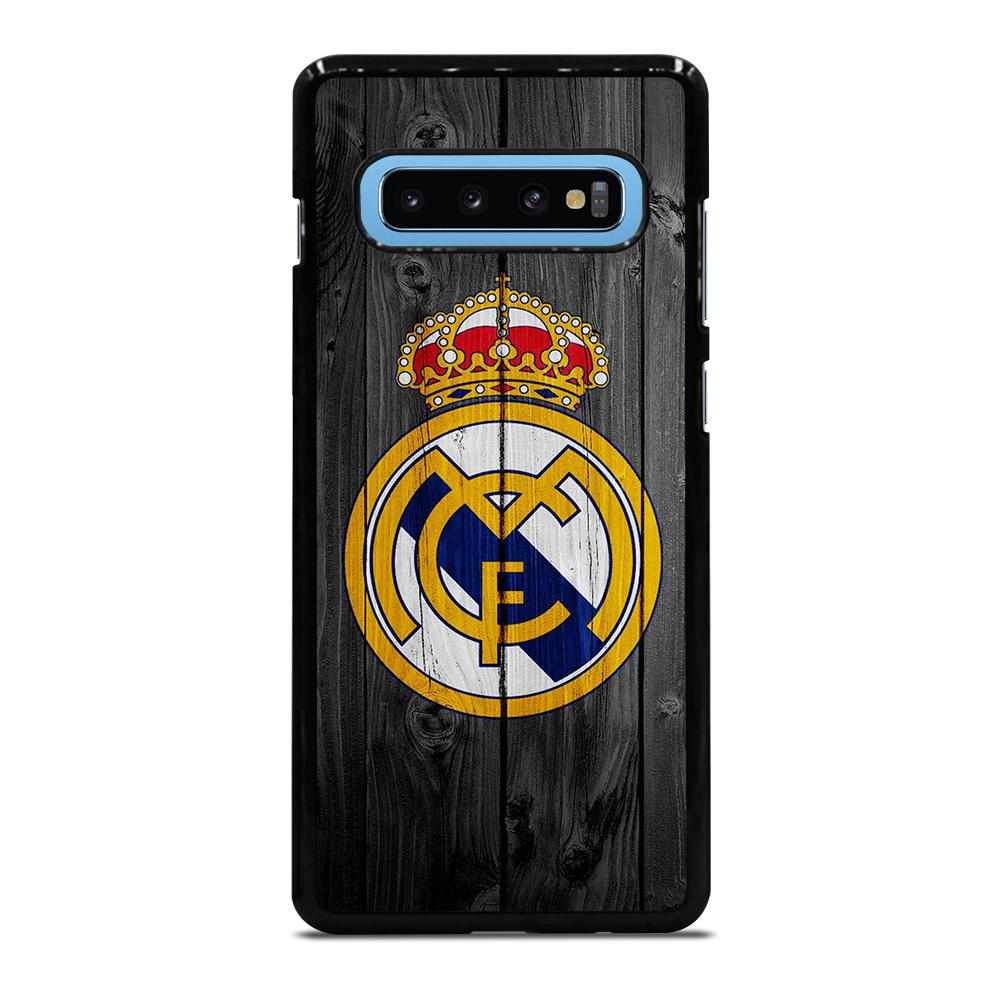 REAL MADRID FOOTBALL SOCCER TEAMS Cover Samsung Galaxy S10 Plus