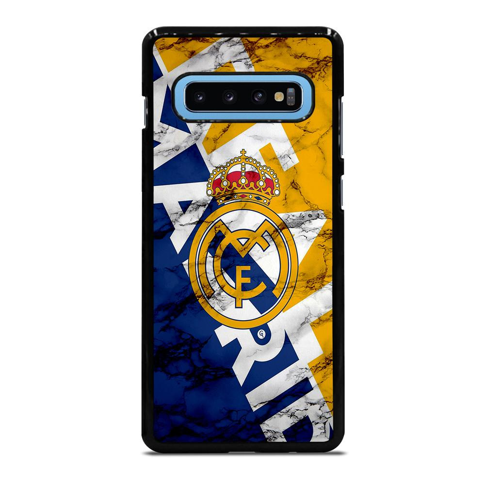 REAL MADRID MARBLE ART LOGO Cover Samsung Galaxy S10 Plus