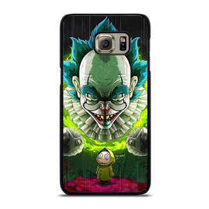 RICK AND MORTY IT Cover Samsung Galaxy S6 Edge Plus