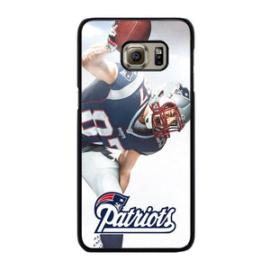 ROB GRONKOWSKI NEW ENGLAND PATRIOTS iPod Touch 6 Cover Samsung Galaxy S6 Edge Plus