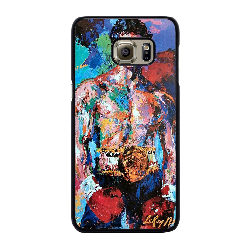 ROCKY BALBOA MOZAIC Cover Samsung Galaxy S6 Edge Plus