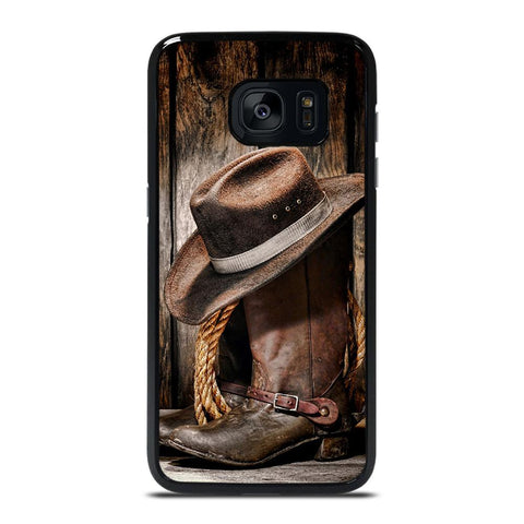 RODEO COWBOY LASSO BOOTS Cover Samsung Galaxy S7 Edge,cover s7 edge grigia cover s7 edge femminili,RODEO COWBOY LASSO BOOTS Cover Samsung Galaxy S7 Edge