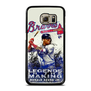RONALD ACUNA JR ATLANTA BRAVES Cover Samsung Galaxy S6