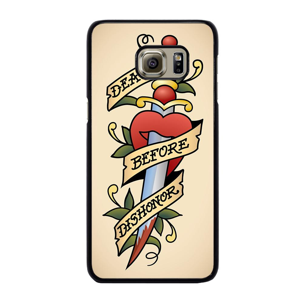 SAILOR JERRY TATTOO Cover Samsung Galaxy S6 Edge Plus