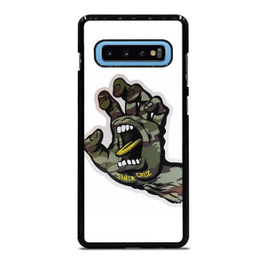 SANTA CRUZ CAMO SKATEBOARD Cover Samsung Galaxy S10 Plus