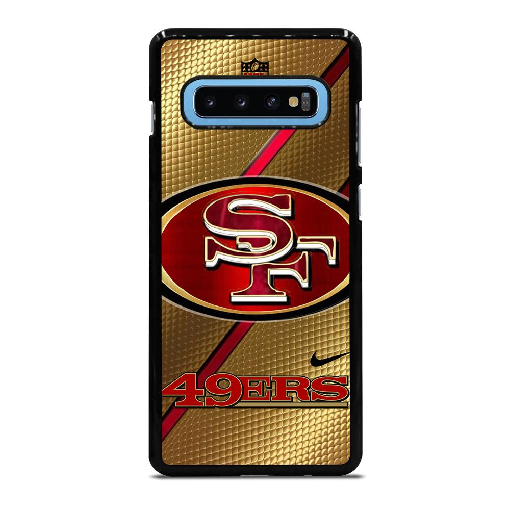 SAN FRANCISCO 49 ERS NEW GOLD Cover Samsung Galaxy S10 Plus
