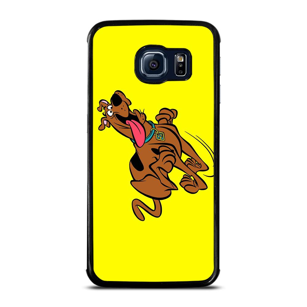 SCOOBY DOO RUNNING Cover Samsung Galaxy S6 Edge