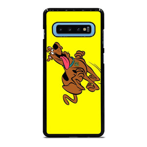 SCOOBY DOO RUNNING Cover Samsung Galaxy S10 Plus