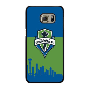 SEATTLE SOUNDERS FC LOGO Cover Samsung Galaxy S6 Edge Plus