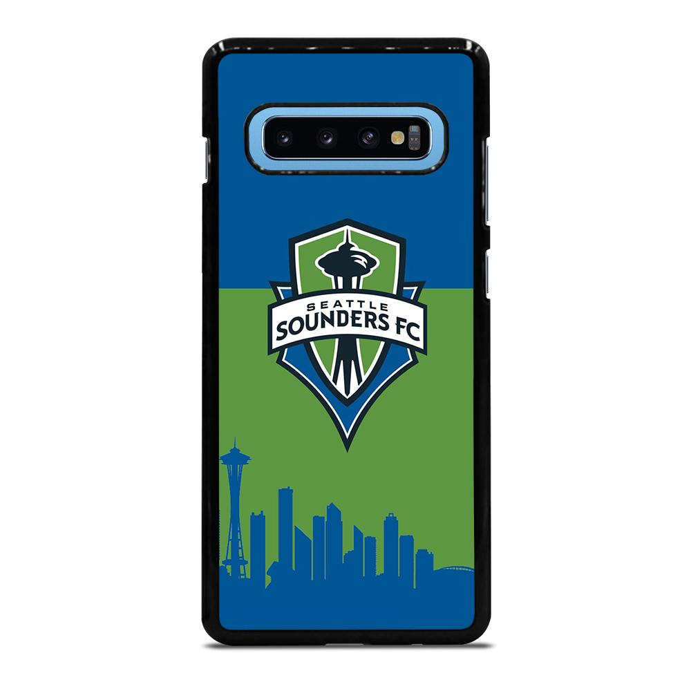 SEATTLE SOUNDERS FC LOGO Cover Samsung Galaxy S10 Plus