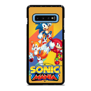 SONIC MANIA Cover Samsung Galaxy S10 Plus
