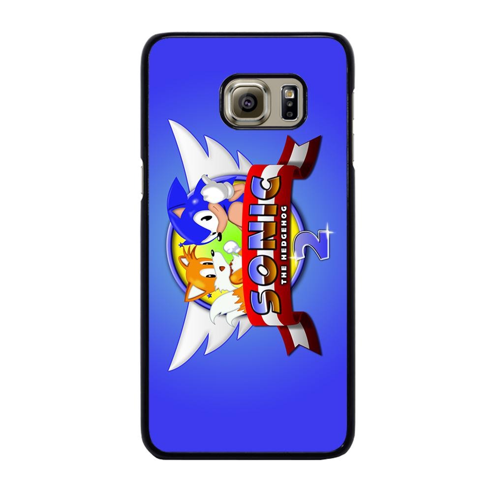 SONIC THE HEDGEHOG 2 Cover Samsung Galaxy S6 Edge Plus