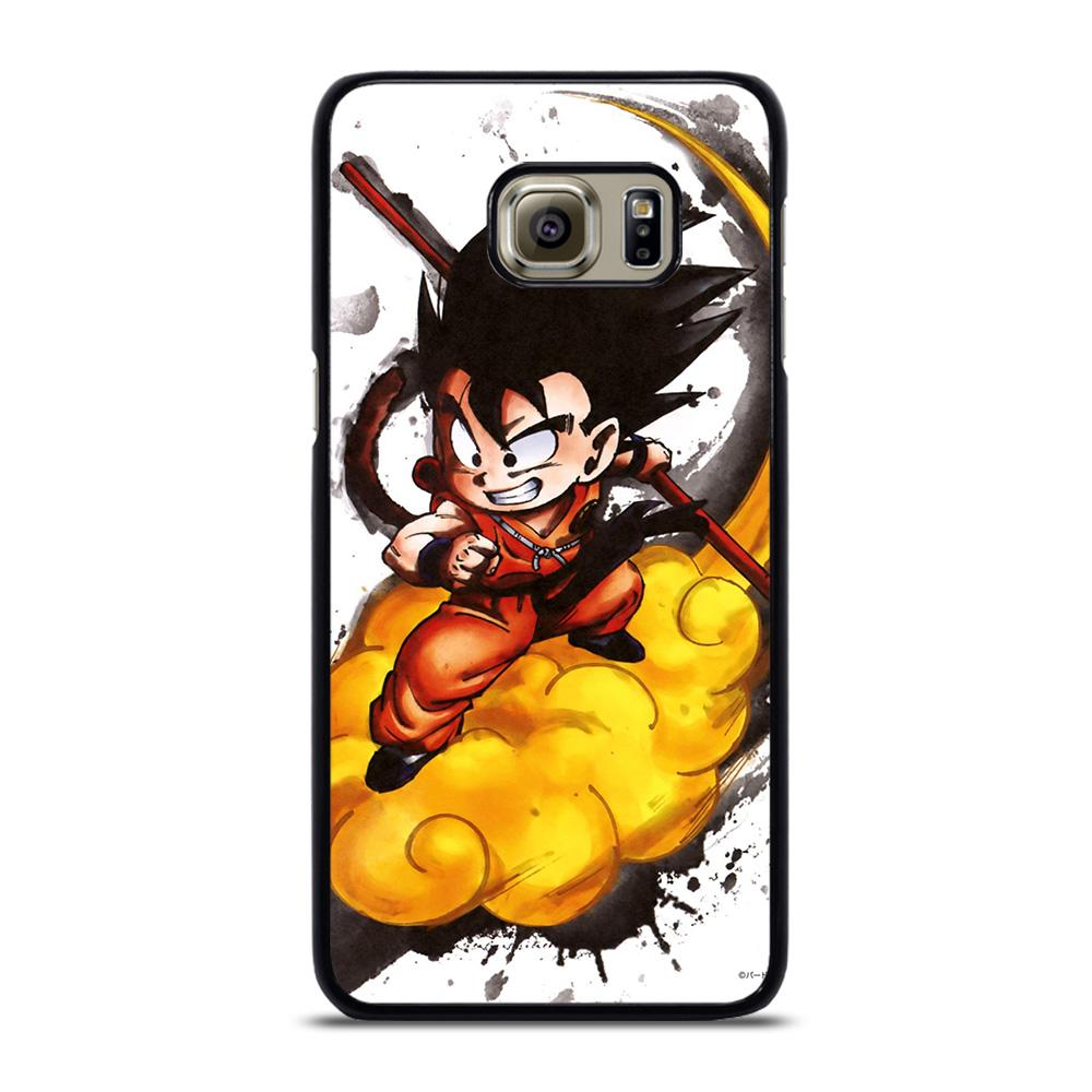 SON GOKU CHILD WITH THE CLOUD Cover Samsung Galaxy S6 Edge Plus