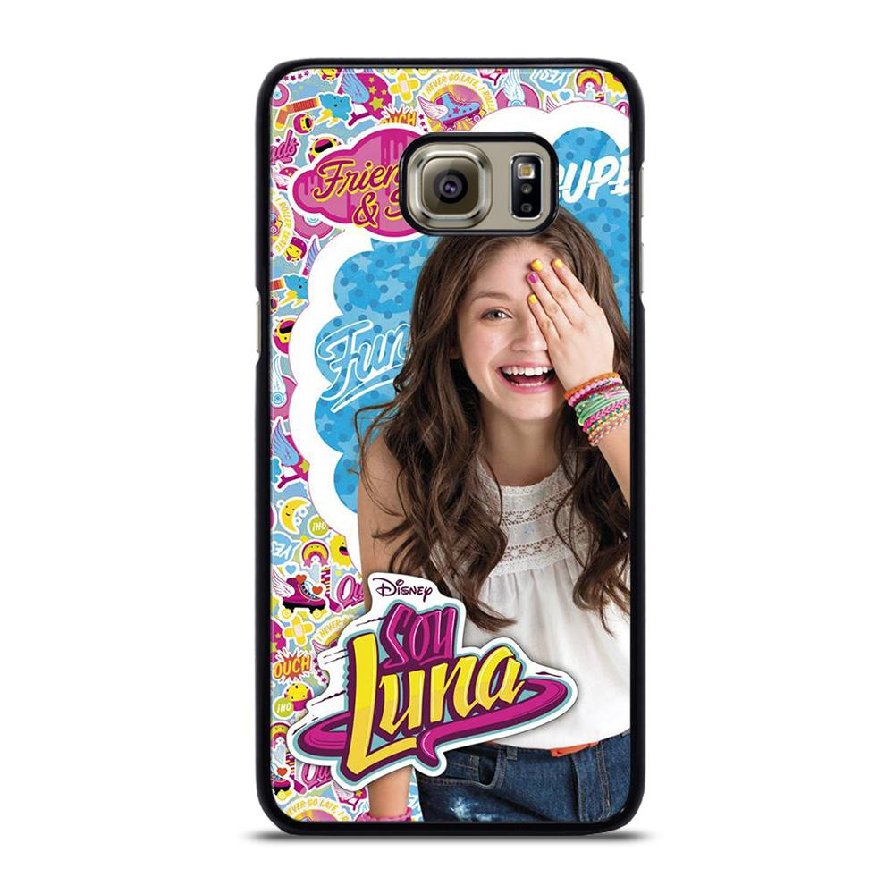 SOY LUNA DISNEY Cover Samsung Galaxy S6 Edge Plus