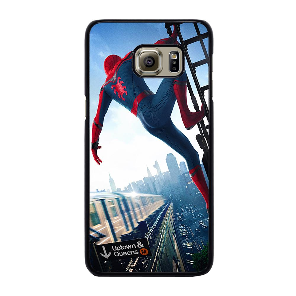 SPIDERMAN HOMECOMING Cover Samsung Galaxy S6 Edge Plus