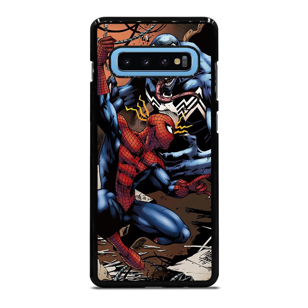 SPIDERMAN VENOM MARVEL 2 Cover Samsung Galaxy S10 Plus
