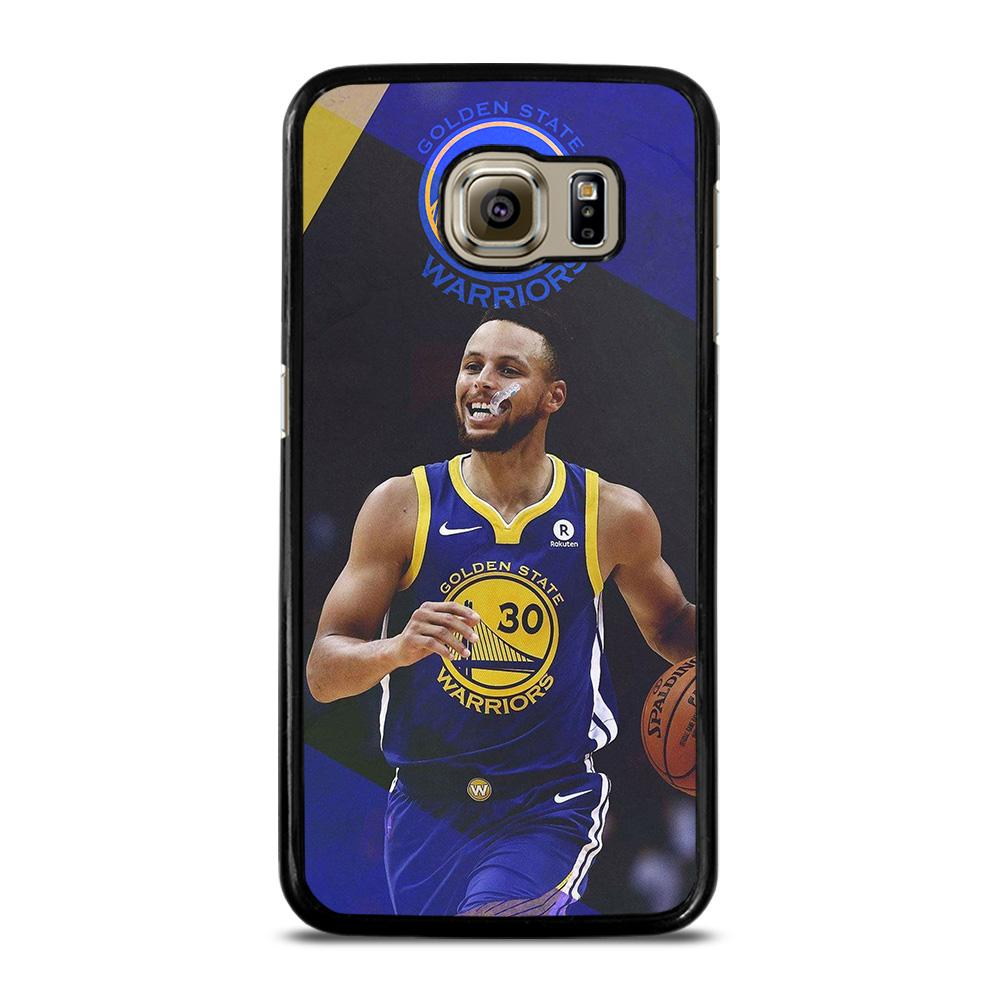 STEPHEN CURRY GS WARRIORS 30 Cover Samsung Galaxy S6