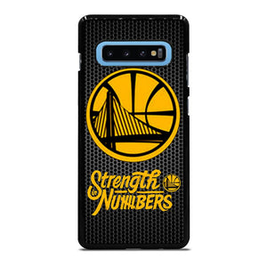 STRENGTH IN NUMBERS GOLDEN STATE WARRIORS Cover Samsung Galaxy S10 Plus
