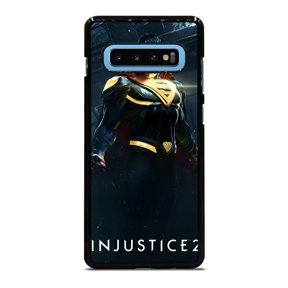 SUPERMAN INJUSTICE 2 Cover Samsung Galaxy S10 Plus