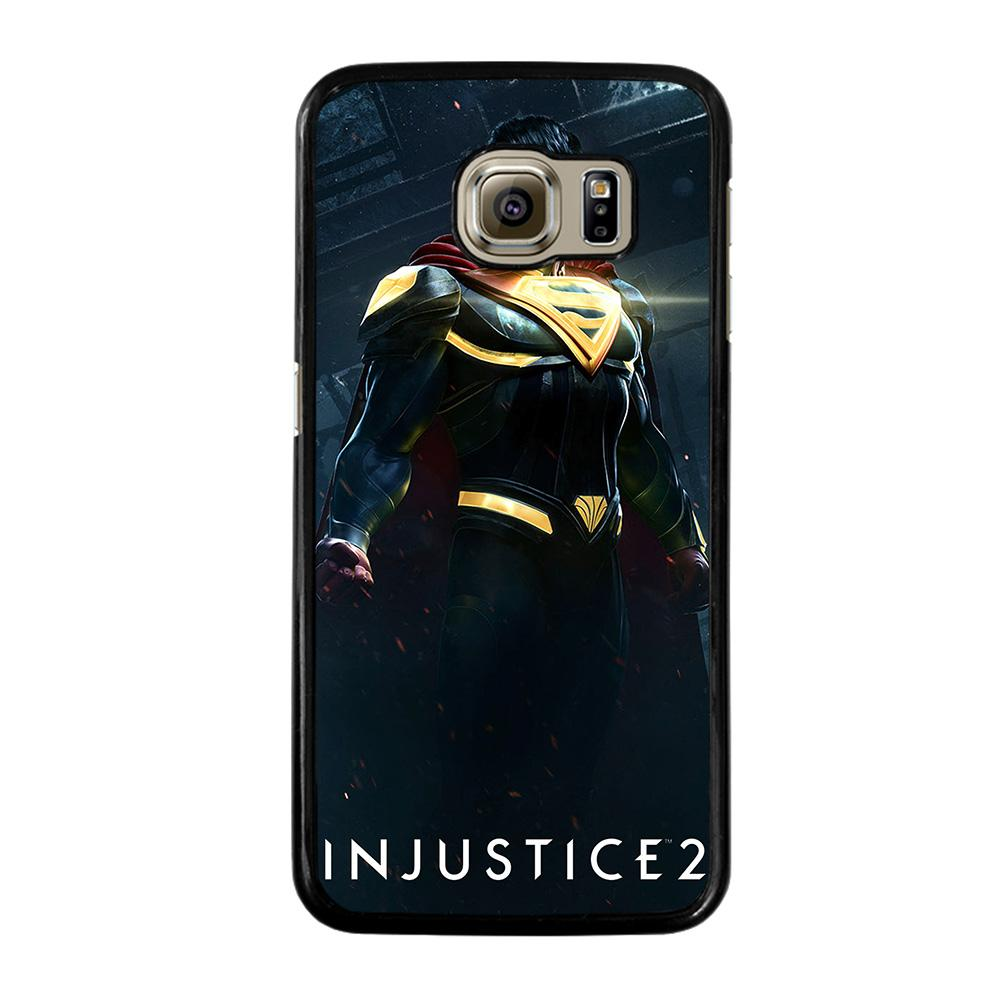 SUPERMAN INJUSTICE 2 Cover Samsung Galaxy S6