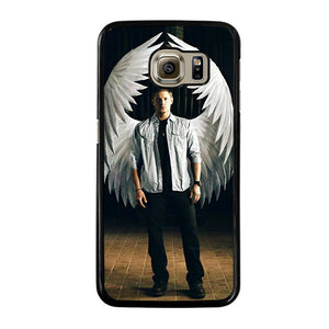 SUPERNATURAL WINGS Cover Samsung Galaxy S6