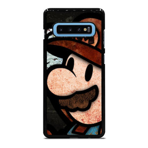 SUPER MARIO Cover Samsung Galaxy S10 Plus