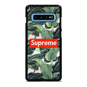 SUPREME TROPICAL BANANA Cover Samsung Galaxy S10 Plus