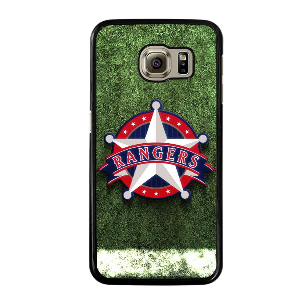 TEXAS RANGERS BASEBALL MLB Cover Samsung Galaxy S6