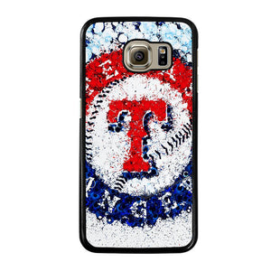 TEXAS RANGERS PRIMARY Cover Samsung Galaxy S6