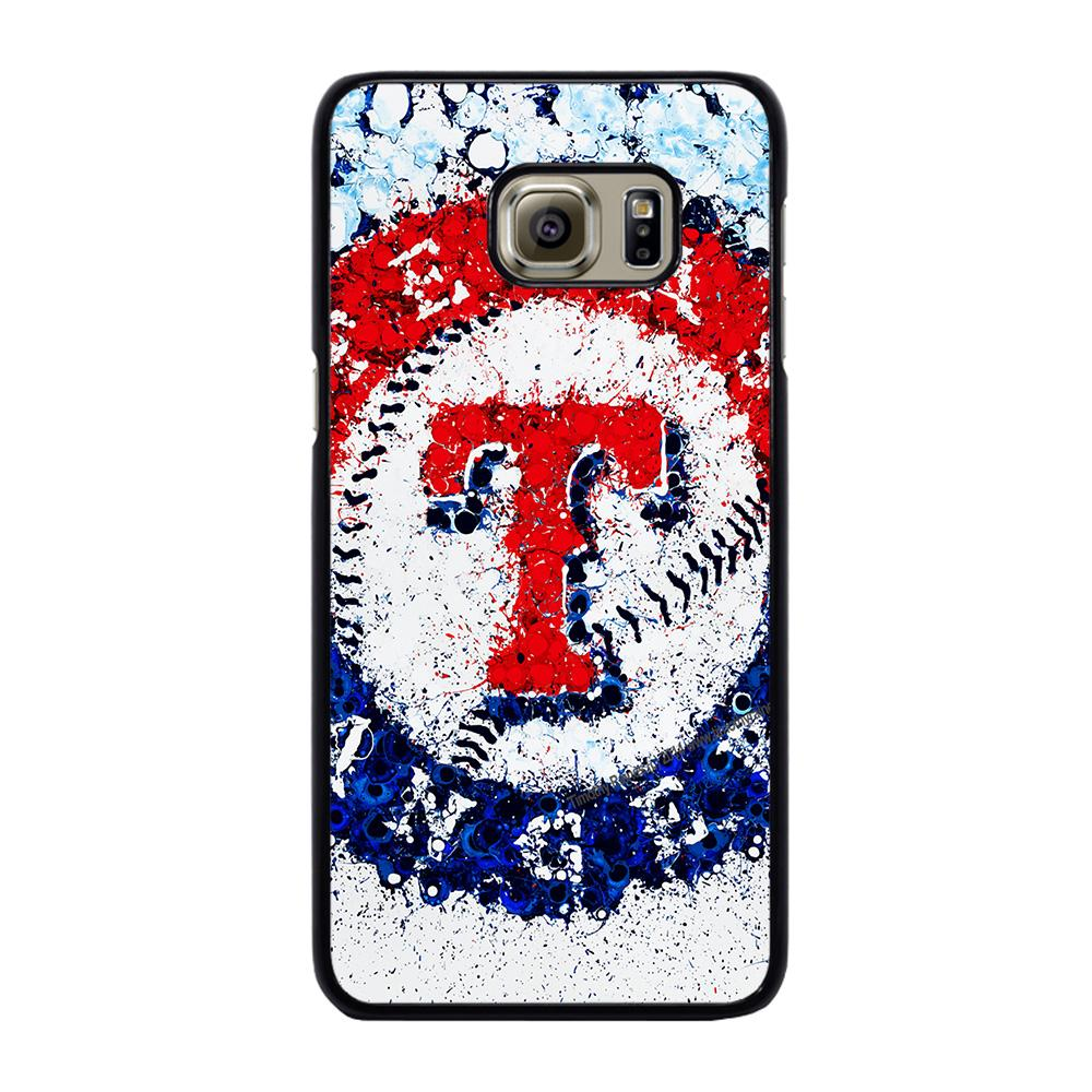 TEXAS RANGERS PRIMARY Cover Samsung Galaxy S6 Edge Plus