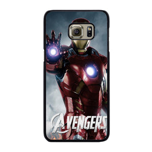 THE AVENGERS IRON MAN Cover Samsung Galaxy S6 Edge Plus