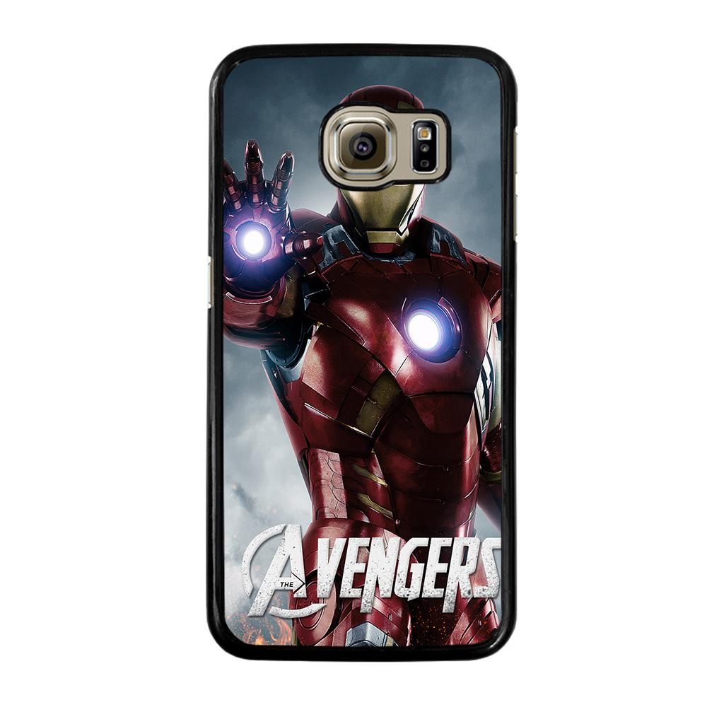 THE AVENGERS IRON MAN Cover Samsung Galaxy S6