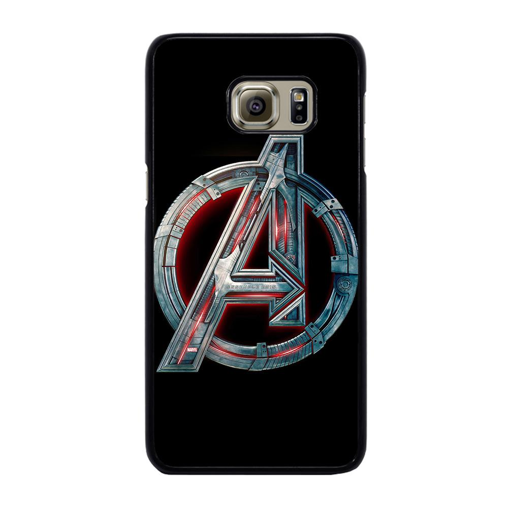 THE AVENGERS ULTRON LOGO Cover Samsung Galaxy S6 Edge Plus