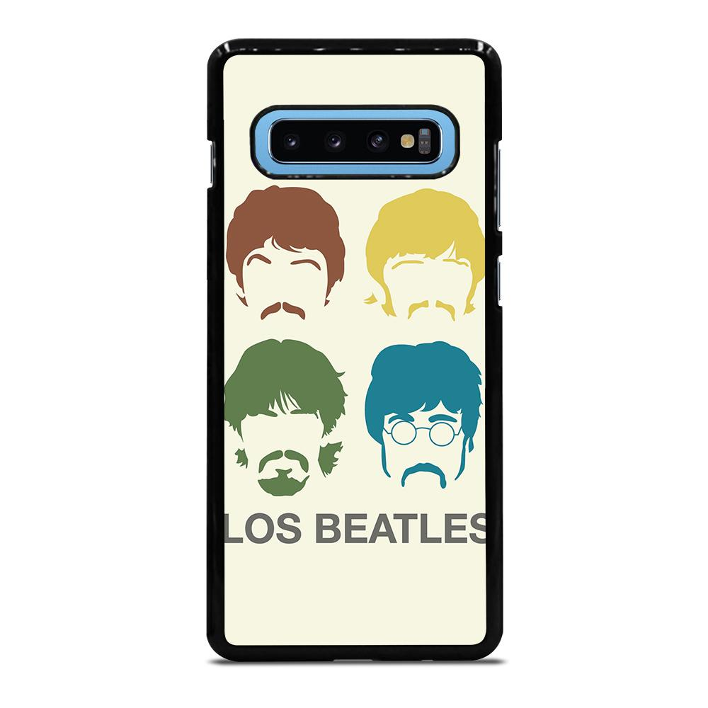THE BEATLES COLLECTION Cover Samsung Galaxy S10 Plus