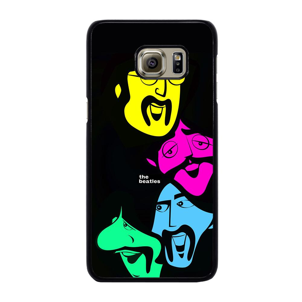 THE BEATLES DESIGN POSTER Cover Samsung Galaxy S6 Edge Plus