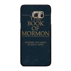 THE BOOK OF MORNMON Cover Samsung Galaxy S6 Edge Plus