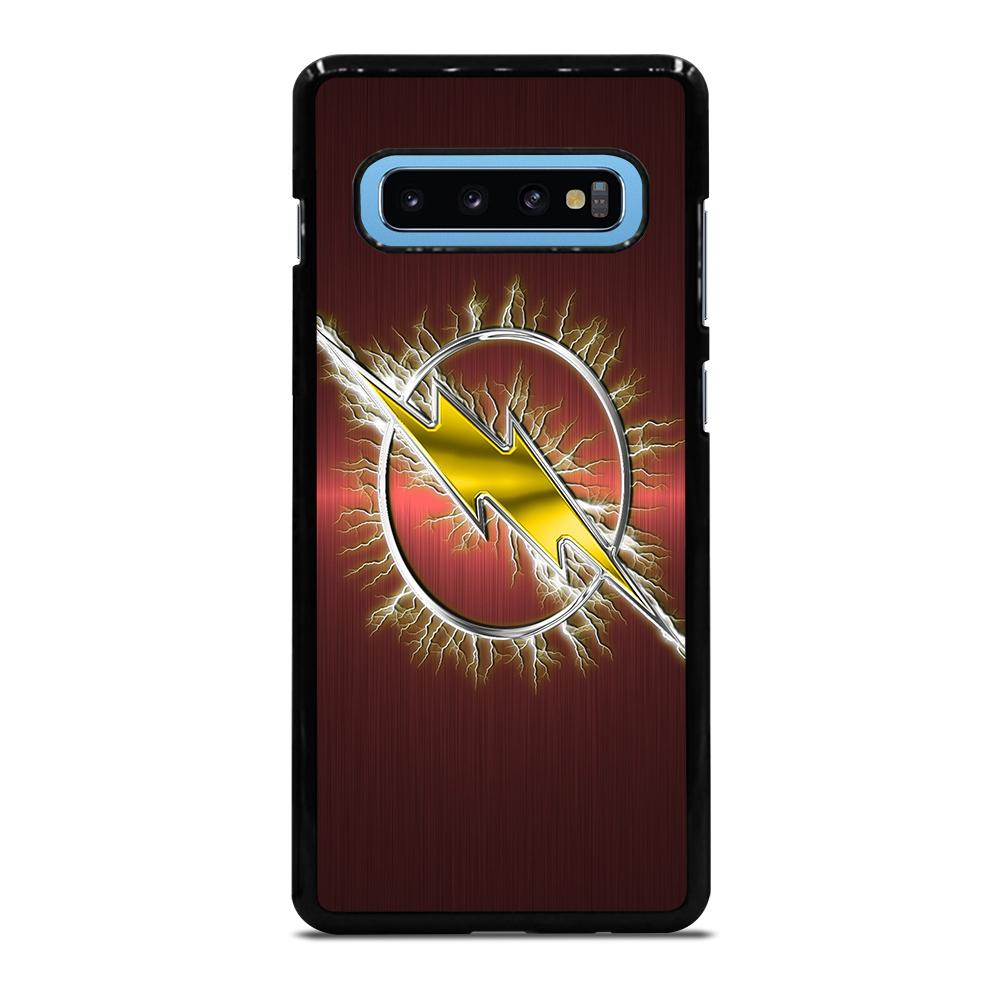 THE FLASH DC Cover Samsung Galaxy S10 Plus